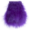 Marabou Trim 6In Aprox. 20g 1Yd Purple